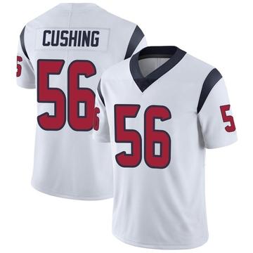 Youth Nike Houston Texans Brian Cushing White Vapor Untouchable Jersey - Limited