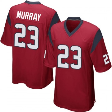 Youth Nike Houston Texans Eric Murray Red Alternate Jersey - Game