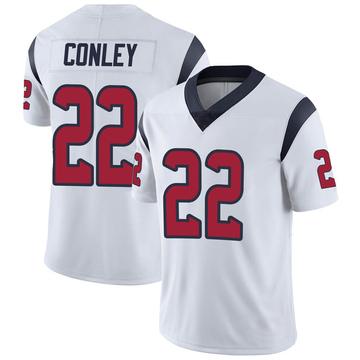 Youth Nike Houston Texans Gareon Conley White Vapor Untouchable Jersey - Limited