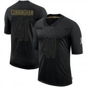 Youth Nike Houston Texans Zach Cunningham Black 2020 Salute To Service Jersey - Limited