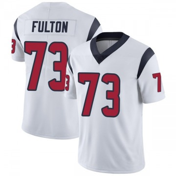 Youth Nike Houston Texans Zach Fulton White Vapor Untouchable Jersey - Limited